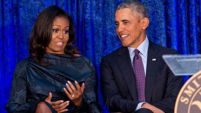 اوباما و همسرش درباره اعتراضات سراسری آمریکا و کرونا سخنرانی کردند