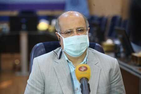 رعایت پروتکل های بهداشتی در تهران به سرعت رو به کاهش است