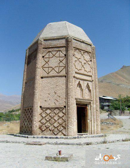 برج شیخ شبلی؛نمادی از تاریخ شهرستان دماوند