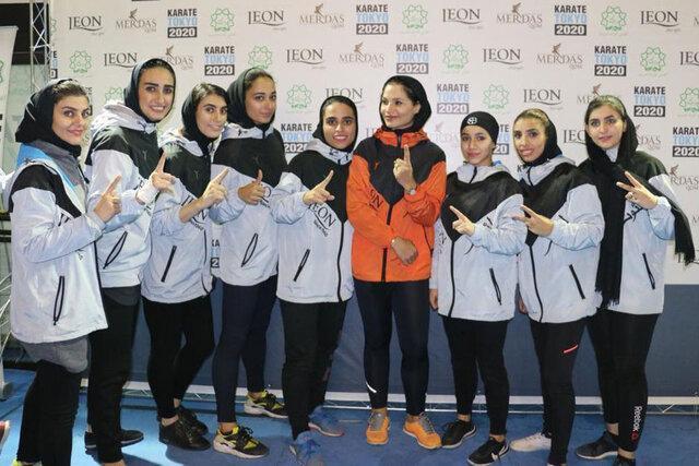 اقدام عجیب سازمان لیگ کاراته در مشخص قهرمان لیگ برتر بانوان