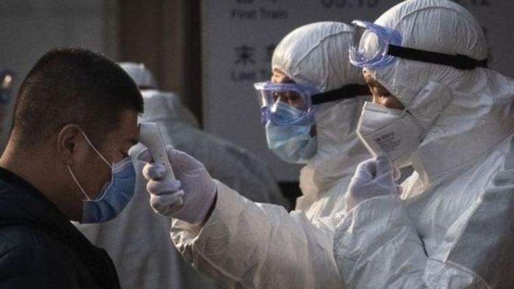 قرنطینه کامل یک شهر در نزدیکی پکن