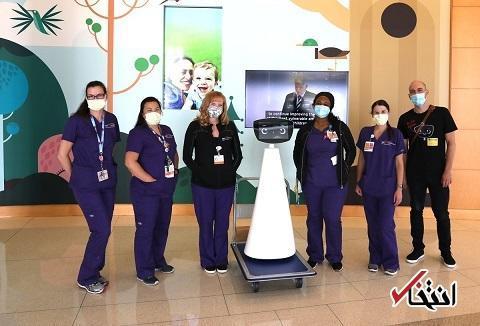 ربات های روانشناس روانه بیمارستان ها شدند