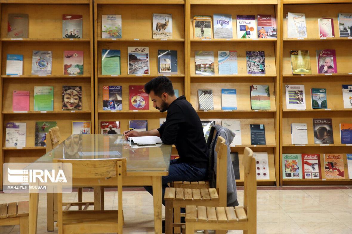 خبرنگاران پاکدشت به 5 کتابخانه جدید احتیاج دارد