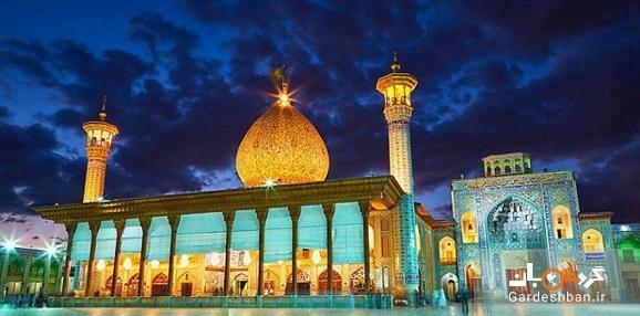 تاریخچه شاهچراغ؛ مهم ترین جاذبه شیراز