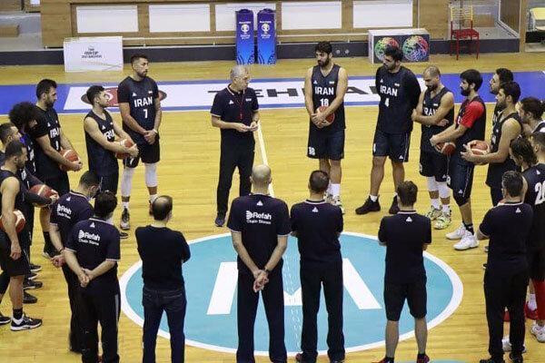 مکاتبه دوباره فدراسیون بسکتبال با 6 کشور، درخواست ویژه از ژاپن