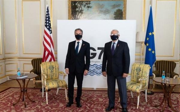 گفت وگوی جوزپ بورل و وزیر خارجه آمریکا درباره برجام