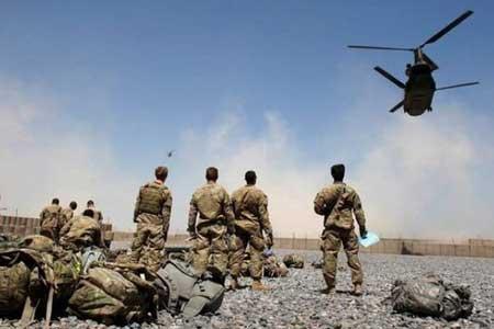 نیروهای آمریکایی فرودگاه قندهار را ترک می نمایند
