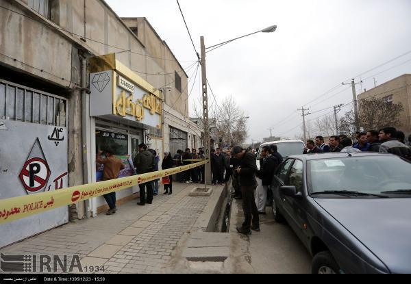 هشدار جمهوری اسلامی نسبت به افزایش سرقت های مسلحانه برای تامین معاش!