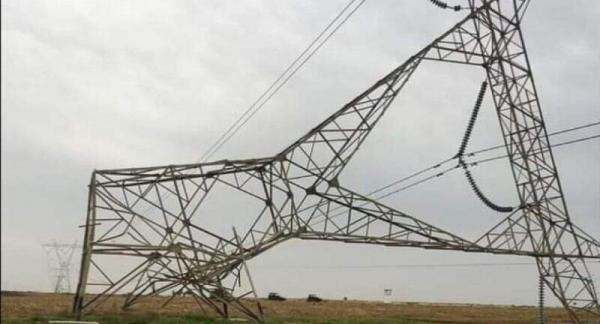تداوم خرابکاری با انفجار دکل های برق در عراق