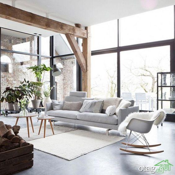 چطور نورگیری خانه را بیشتر کنیم؟ راهکارهای افزایش نور در خانه
