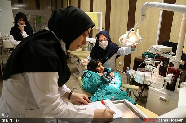 اردوی جهادی دندانپزشکی دانشگاه علوم پزشکی شهرکرد در منطقه ها محروم برگزار می گردد
