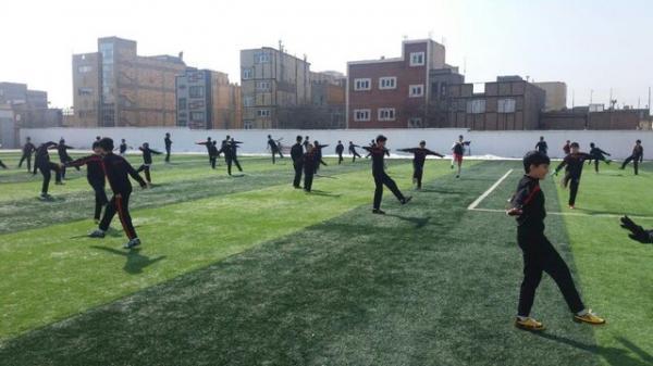 آسیب دیدگی در مدارس فوتبال چگونه کاهش می یابد؟